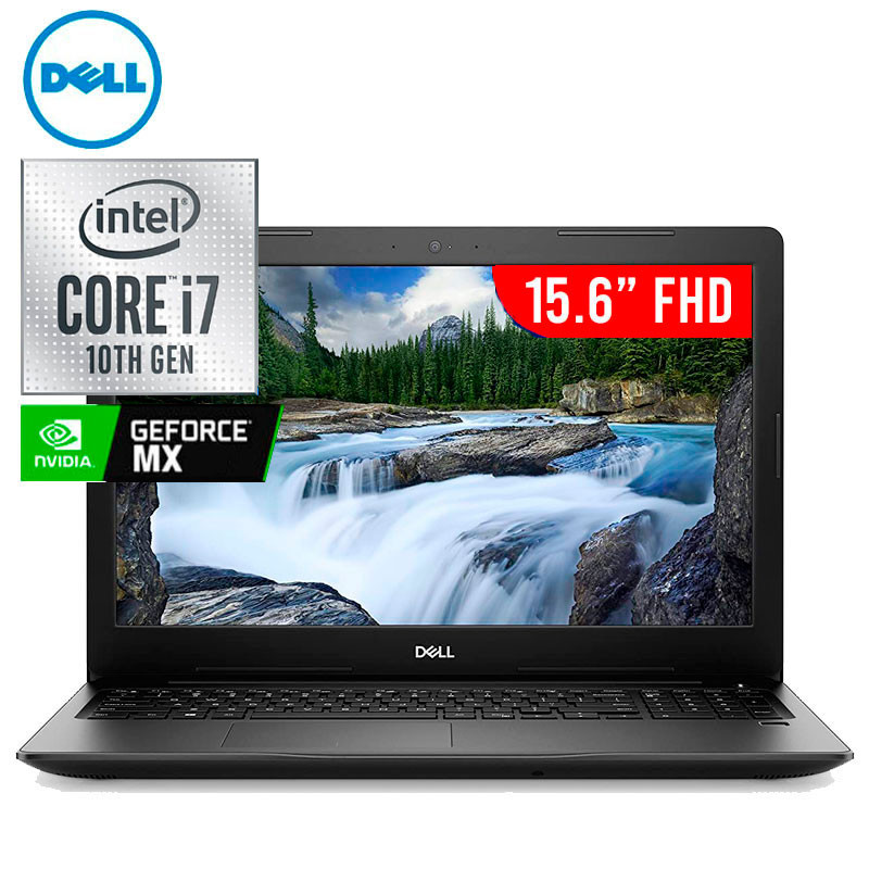 Notebook Dell Intel I7 10ma. 15,6 Fhd Video 2gb Mx230 16gb 480ss 1tr hdd
